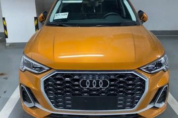 奥迪Q3轿跑SUV量产下线4月上市估计29万元起售