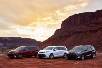 缓不济急仍旧赚足流量全新一代丰田Sienna究竟竞争力安在