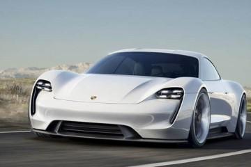 3.2秒破百电动汽车的标杆静态体会保时捷Tycan