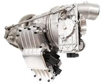 博格华纳eTurbo获得全球首创在高压混动车上的业务